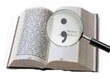 Diskusi Bahasa: Tanda Baca Titik Koma (;)