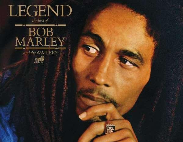 Bob Marley Legend Album