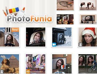 Berkreasi dengan Efek Foto di photofunia.com