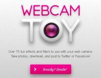 webcam toys